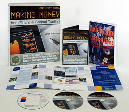 Making Money from Financial Spread Trading By Vince Stanzione